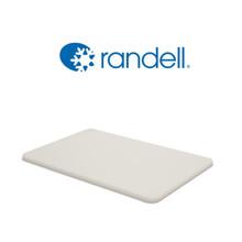 Randell RPCPH1660 Cutting Board 1//2 X 16 X 60