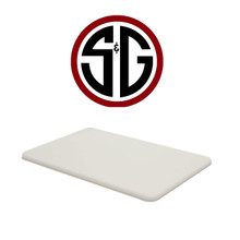 S&G Manufacturing - WC72002 Cutting Board