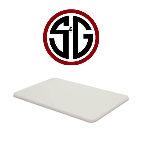 S&G Manufacturing - WC72002 Cutting Board