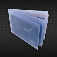 Presenting the highest quality wallet inserts for you Bifold. This insert holds 1-2 credit cards.