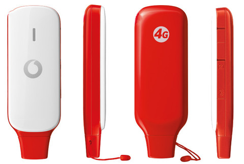 Vodafone 4G USB Modem (Huawei K5150)