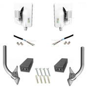 Ligowave DLB 5-20AC Link Kit - Share your internet with Granny Flats, Garages or Sheds