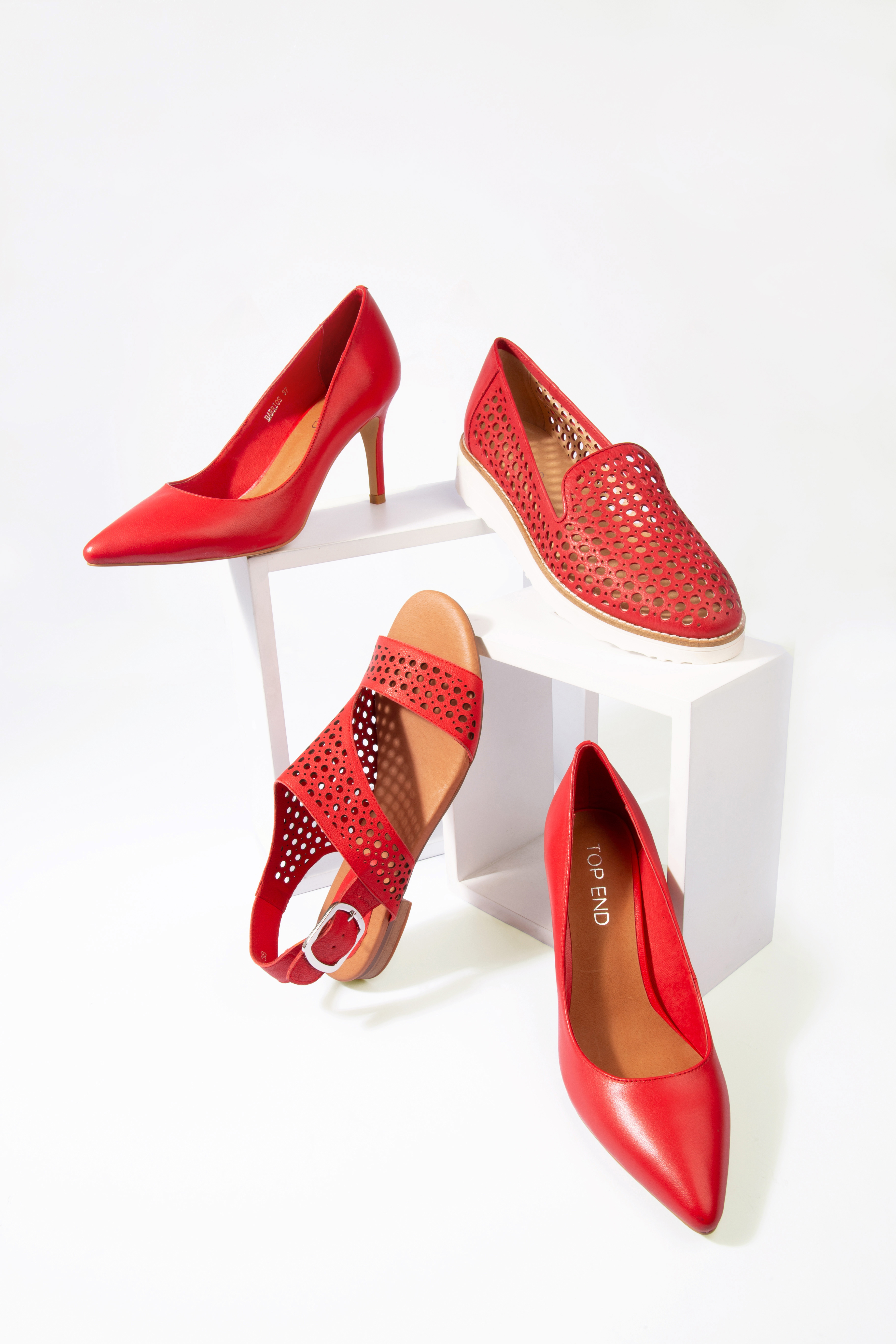 Top End Shoes specialises in Heels