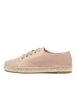 TOLINA Flats in Rose Leather