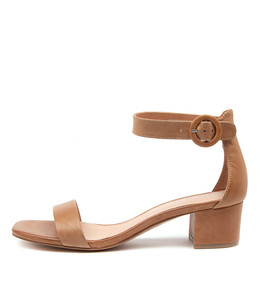 DRYNON Sandals in Tan Leather