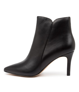 BARBAR Ankle Boot in Black Leather