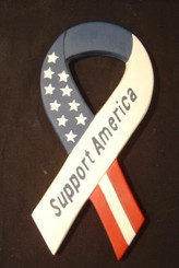 Support America Ribbon