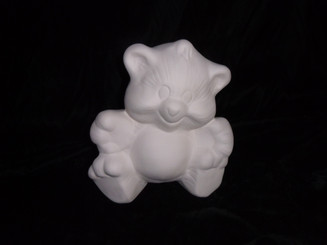 "Care Bear Ready to Paint Ceramic Bisque 9""x8"""