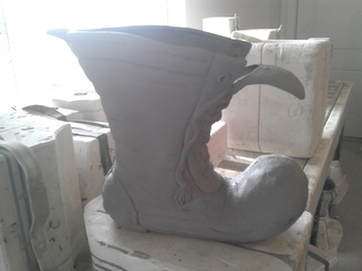 Boot Planter -Large