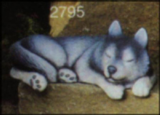 Sm. Shelf Husky