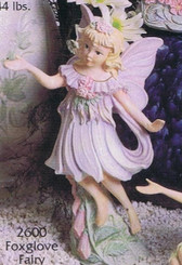 "Gare 2600 Foxglove Fairy 10"" high"