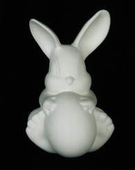 Easter Bunny with Egg -Duncan Mold DM-435