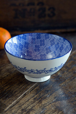 Blue and White Bowl - OC-BOWL-S4D