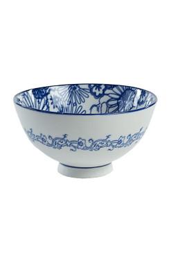 Blue and White Bowl - OC-BOWL-S4B