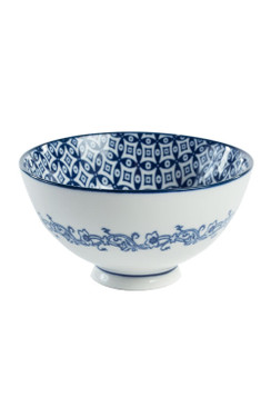 Blue and White Bowl - OC-BOWL-S4A