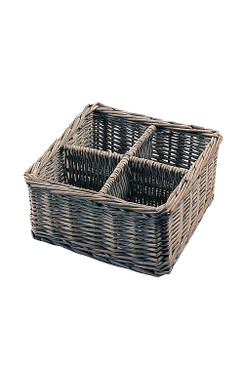 Willow Tea Basket/Organizer