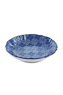 Blue and White Small Appetizer Dish - OC-SMLDIS-S4D