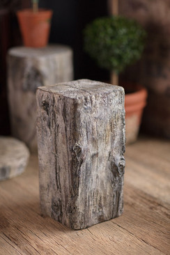 Square Tree Trunk Riser