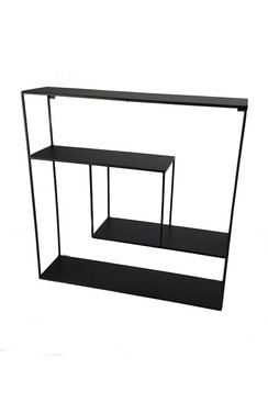 Iron Wall Display Rack