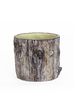 Cement Tree Trunk - Medium