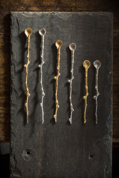 Gold Decorative Spoon