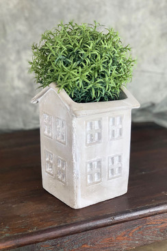 Cement Cottage Planter