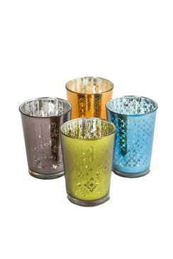 Moroccan Tea Lite Candle Holders
