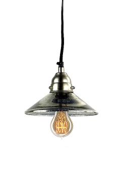 Classic Mercury Glass Pendant Lamp