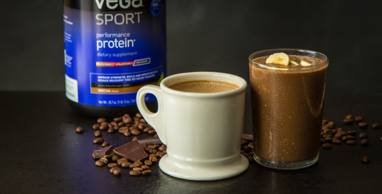 Bonkproof Mocha Protein Smoothie