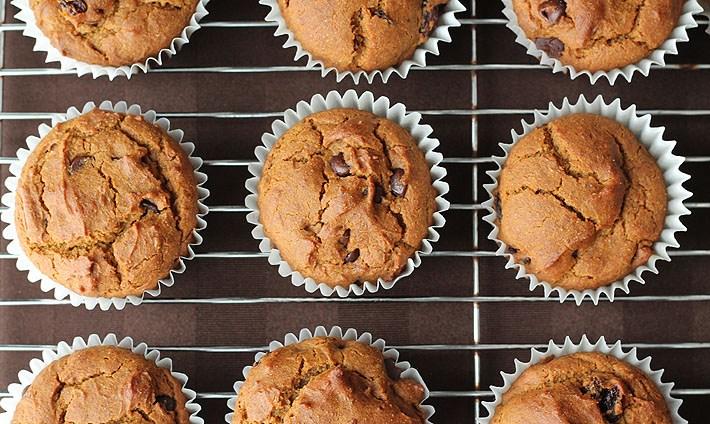 Gluten-Free Pumpkins Spice Muffins