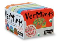 VerMints Organic Variety Pack - 6 Tins