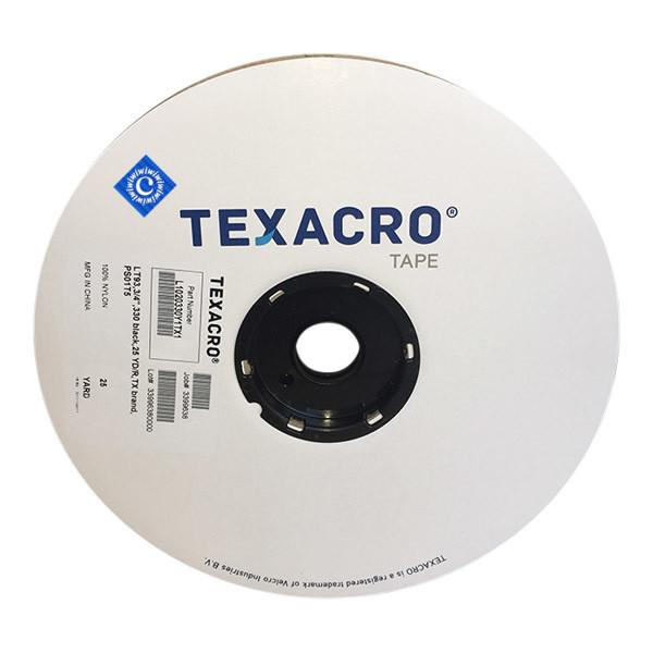 "3/4"" Black Loop TEXACRO® Brand Fastener Part# IWC075BLTPS"