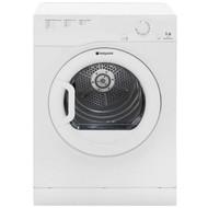 Hotpoint Aquarius TVFM70BGP Freestanding Vented Tumble Dryer - White - GRADED