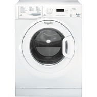 Hotpoint WMXTF842P 8KG Washing Machine 1400 rpm - White - A++ Rated - GRADED