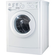 Indesit IWC81482ECO 8KG Washing Machine 1400 rpm - White - A++ Rated - GRADED