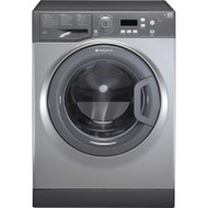 Hotpoint Aquarius WMAQF641G Washing Machine - Graphite - GRADED