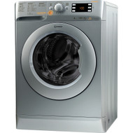 Indesit Innex XWDE861480XS Washer Dryer - Silver - GRADED