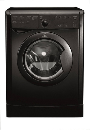 Indesit IDVL75BRK Vented Tumbe Dryer - Black - GRADED