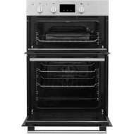Hotpoint DD2544CIX Built-In Electric Double Oven - Stainless Steel - GRADED