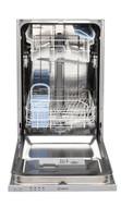 Indesit Ecotime DISR14B Built-in Dishwasher - White - GRADED