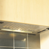 Belling GDHA UCH60S 60cm Canopy Cooker Hood - Grey - GRADED