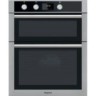 Hotpoint Class 4 DD4 544 J IX Built-in Oven - Black & Stainless Steel - GRADED