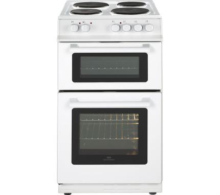 New World 50EDO 50 cm Electric Cooker - White - BRAND NEW