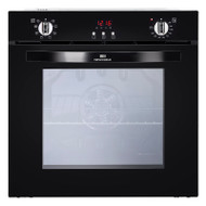 New World NW602MF BLK Electric Oven - Black  - GRADED