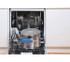 Indesit Prime DFP58T94Z Full-size Dishwasher - White - GRADED
