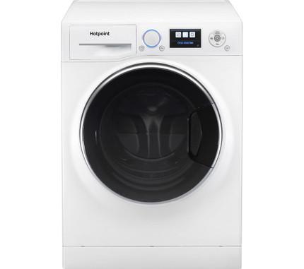 Hotpoint Ultima S-Line+ RZ1066W Washing Machine - White  - GRADED
