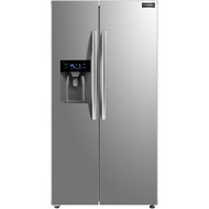 Stoves SXS905 American Fridge Freezer - Stainless Steel - A+ Rated - GRADED.