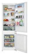 Stoves INT70FF Integrated 70/30 Frost Free Fridge Freezer with Sliding Door Fixing Kit - White - A+ Rated - GRADED