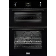 Stoves BI900G Built In Double Oven - Black - A/A Rated - GRADED