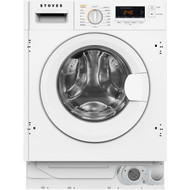 Stoves IWD8614 Integrated 8Kg / 6Kg Washer Dryer with 1400 rpm - A Rated